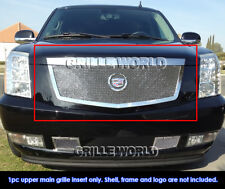SS 1.8mm Mesh Grille For 2007-2012 Cadillac Escalade