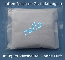 32x 450g Luftentfeuchter Granulat im Vliesbeutel für Raumentfeuchter  (2,08€/kg)