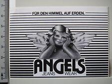 Aufkleber Sticker Angels Jeans Wear (1292)