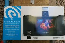 Altec Lansing InMotion iMV712 mini home theater system`Ipod dock video New Inbox