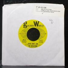 """The Reflections - Poor Man's Son / Comin' At You 7"""" VG Vinyl 45 GW-20 USA 1965"""