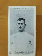 More details for wills 1902 w j foulkes sheffield united football series #18 of 66