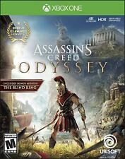 Assassins Creed Odyssey (Xbox One) Brand New Factory Sealed
