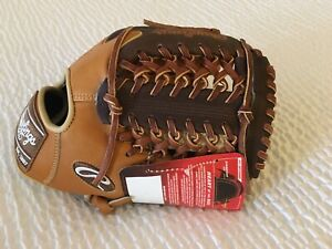 """Rawlings Heart of the Hide PRO205W-4TCH 11.75"""" Baseball Glove Wing Tip NWT"""