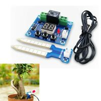 Humidity Controller Soil Sensor Module Automatic control Irrigation System
