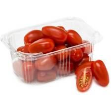 Tomato CHERRY ROMA 15 Seeds HEIRLOOM easy vegetable garden BABY ROMA salad GRAPE