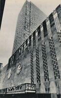 NEW YORK CITY – Radio City Music Hall