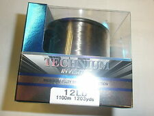 Shimano Technium Invisitec linea 12lb 1100m 0.33mm Fishing Tackle