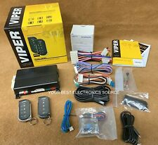NEW VIPER 5806V 2-Way Security & Remote Start System w/ LED Wireless Remote