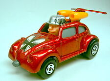 Matchbox Superfast Nr. 11B Flying Bug rotmetallic rare 4 spoke Räder vorn