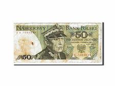 [#109766] Banknot, Polska, 50 Zlotych, 1982, VF(20-25)