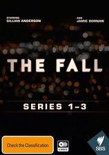 The Fall : Series 1-3 (DVD, 2016, 6-Disc Set)