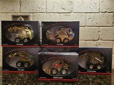 Diecast limited edition Bobcat loaders