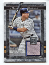 2020 Topps Museum Jersey Mark Teixeira #/50 New York Yankees Meaningful