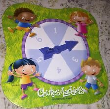Chutes And Ladders Replacement Part Cardboard SPINNER Piece 2004