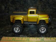 JADA '56 FORD F-100 PICKUP 4X4 OFFROAD VEHICLE RUBBER TIRE LIMITED EDITION