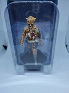 Eaglemoss Doctor Who Figurine Collection NO 109 CHEETAH PERSON 7TH doctor