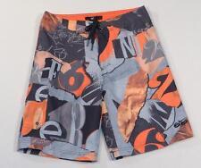 Nike 6.0 Orange Blaze Board Shorts Youth Boys 12 Waist 26 NWT