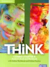 Think Starter Combo B with Online Workbook and Online Practice (Mixed Media Prod
