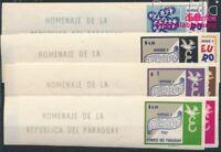 Paraguay 993-999 postfrisch 1961 Europa (8940428