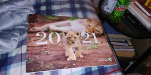 ~*The Nature Conservancy - 2020/2021 16-Month Wall Calendar - Nature Photos!*~