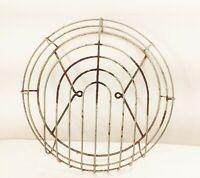 """Vtg antique deco electric fan cage part 11 1/4"""" dominion 2010 2015"""