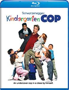 KINDERGARTEN COP-KINDERGARTEN COP Blu-Ray NEUF
