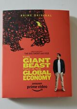 THE GIANT BEAST THAT IS THE GLOBAL ECONOMY  Series FYC EMMY AMAZON PRIME DVD NEW