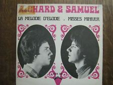 RICHARD & SAMUEL 45 TOURS FRANCE MISSES DICK RIVERS
