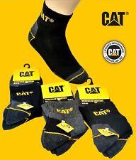 6-20 Paar CAT® Caterpillar QUARTERS Arbeitssocken Socken MIX Gr. 41-45, 46-50