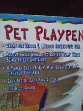 Pet Playpen Metal
