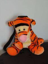 Winnie the Pooh Tigger Soft Plush character Bag / Backpack.