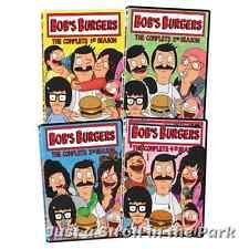 Bob's Burgers: Animated TV Series Complete Seasons 1 2 3 4 Box / DVD Set(s) NEW