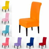 Chair Cover Modern NEW Restaurant Hotel Cafe Slipcovers Decor Dining Seat Covers