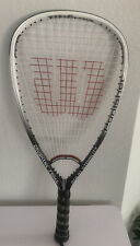 Wilson Punisher Crushing Force Power Beam Energy Zone Racquetball Racquet 3 7/8""