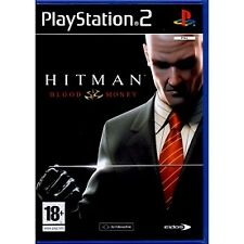 Ps2 Hitman Blood Money UK PAL & Sony Factory