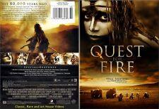 Quest for Fire ~ New DVD ~ Everett McGill, Ron Perlman (1981)