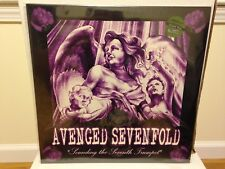 Avenged Sevenfold Sounding the Seventh Trumpet LP (Purple Vinyl) - NEW SEALED