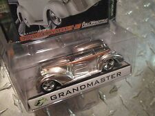 Johnny Lightning - JL Full Throttle FOOSE Design CHROME  GRANDMASTER  1/50
