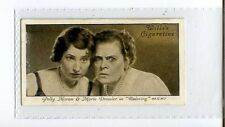 (Jv567-100)Wills,Cinema Stars 3rd Series,Polly Moran & Marie Dressler,1931#29