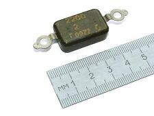 KSO KCO 1000V 2200pF 2% tol. silver mica capacitors. Lot of 100 pcs. NEW, NOS!