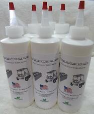 ORIGINAL Restore LIQUID GOLF CART BATTERY REPAIR KIT SOLUTION FOR ANY MAKE