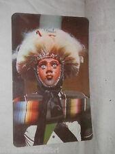 Vecchia cartolina foto d epoca di Parachico Chiapa de Corzo Chile Mex