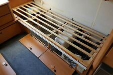 (Ref 13-07) Caravan Bed Seat Box Right 181cm x 69cm Camper Conversion Self Build