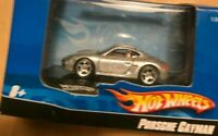 Mini Hot Wheels Porsche Cayman - 1/87 Scale