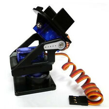 2 Axis Nylon PAN/TILT Camera Anti Vibration Platform Bracket with Micro Servos