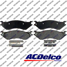 Disc Brake Pad-Ceramic Front ACDelco Advantage For Ford Expedition F-150 F-250