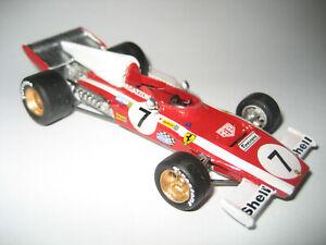 KIT ASSEMBLE F.1  FERRARI 312 B2  ICKX  ARGENTINA  GP    1972    # 1:43