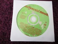 Various Artists - Instrumental Moods (CD) DISC ONLY