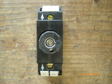 Phönix Contact Usen 18 Sicherungsreihenklemme Schraubsicherung 400V 63A Neozed